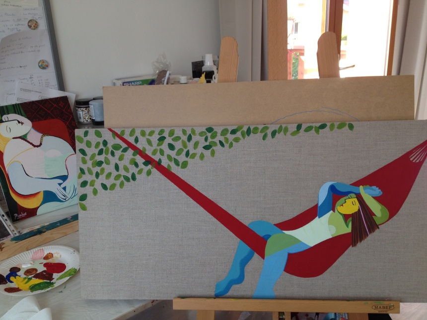 Le Reve and My Apple Tree Dream